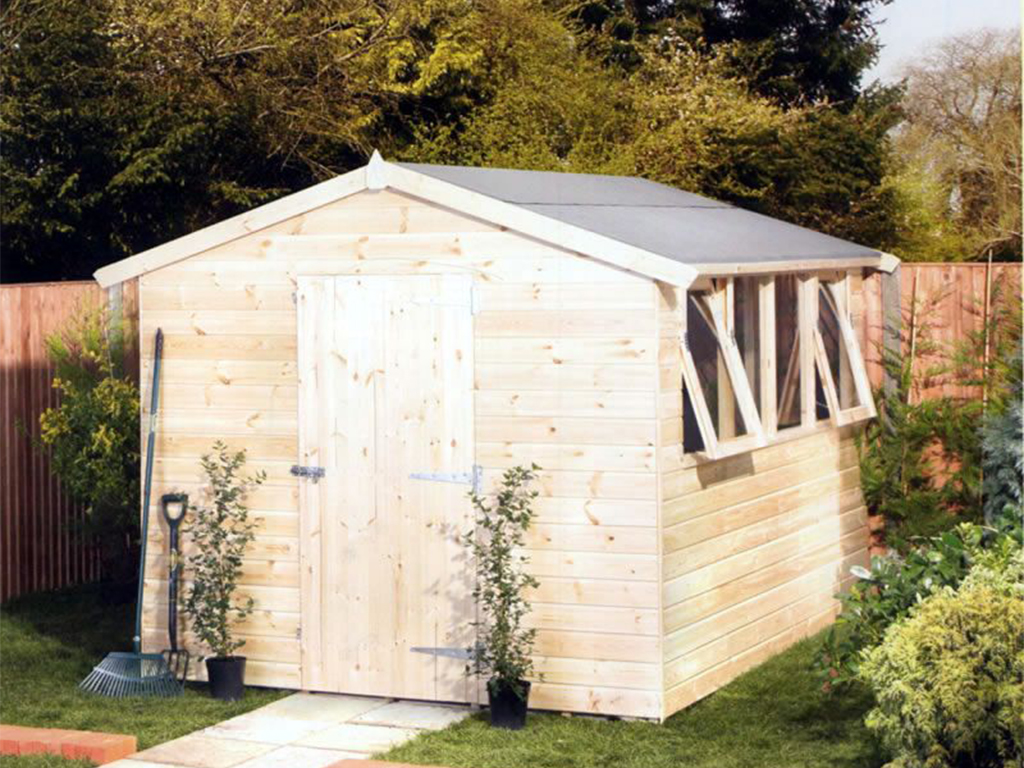 Tresco Shed/ Workshop